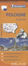 558 Pologne Sud-Est - Zuidoost-Polen - Unknown (ISBN 9782067183889)