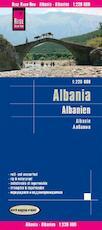 Reise Know-How Landkarte Albanien (1:220.000) (ISBN 9783831772674)