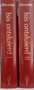Isis ontsluierd /deel I & II - H.P. Blavatsky (ISBN 9789020219593)