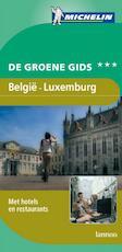 Belgie-Luxemburg - Unknown (ISBN 9789020968613)