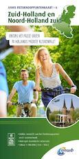 Zuid-Holland en Noord-Holland zuid 1:100.000 - ANWB (ISBN 9789018041977)