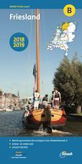 B Friesland 2018/2019 - ANWB (ISBN 9789018041588)