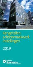 Kengetallen schoonmaakwerk Instellingen 2019 (ISBN 9789492610140)