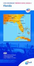 Wegenkaart 4. Florida - ANWB (ISBN 9789018043018)