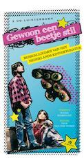 Gewoon een beetje stil + Boekje - E. van der Wurff, Manja Siebrecht (ISBN 9789047605461)