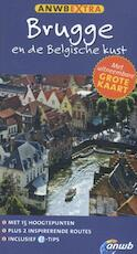 ANWB Extra Brugge & de Belgische kust (ISBN 9789018039608)