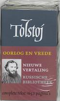 Oorlog en Vrede set - L.N. Tolstoj (ISBN 9789028240469)