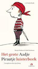 Het grote Aadje Piraatje luisterboek - Marjet Huiberts, Sieb Posthuma (ISBN 9789047621379)