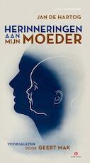 Herinneringen aan mijn moeder 2 CD'S - Jan de Hartog (ISBN 9789047606222)