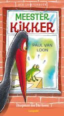 Meester Kikker - Paul van Loon, Paul Van van Loon (ISBN 9789025875596)