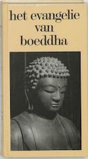 Het evangelie van Boeddha - Paul Carus (ISBN 9789020233070)