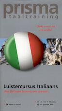 Luistercursus Italiaans - Willy Hemelrijk (ISBN 9789461491008)