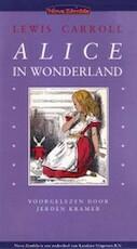 De avonturen van Alice in Wonderland - Luisterboek - Lewis Caroll, Keroen Kramer [Voorlezer] (ISBN 9789061120254)