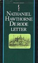 Rode letter - Hawthorne (ISBN 9789027421159)