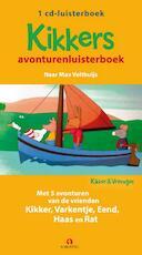 Kikkers avonturenluisterboek - Max Velthuijs