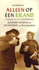 Alleen op een eiland - Jan Wolkers, Godfried Bomans (ISBN 9789047604020)
