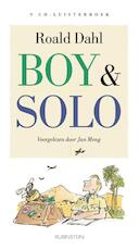 Boy & Solo [9 CD luisterboek] - Roald Dahl (ISBN 9789047621652)