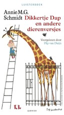 Dikkertje Dap en andere dierenversjes - Annie M.G. Schmidt (ISBN 9789045120256)
