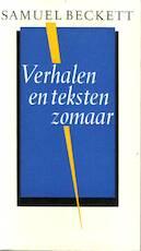 Verhalen en teksten zomaar - Samuel Beckett (ISBN 9789029035064)