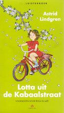 Lotta uit de Kabaalstraat - Astrid Lindgren (ISBN 9789047604594)