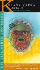 De gier - Franz Kafka (ISBN 9789054020622)
