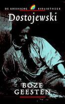 Boze geesten - Dostojewski (ISBN 9789041708595)