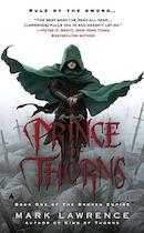 Prince of Thorns - Mark Lawrence (ISBN 9781937007683)