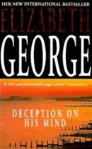 Deception on his mind - Elizabeth George (ISBN 9780340688823)