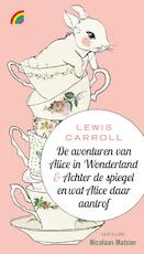 Alice in Wonderland & Achter de spiegel - Lewis Carroll (ISBN 9789041711731)