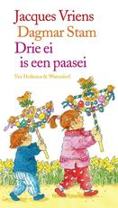 Drie ei is een paasei - Jacques Vriens (ISBN 9789000328444)