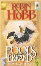 Fool's Errand - Robin Hobb (ISBN 9780006486015)