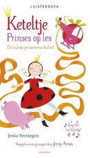 Keteltje - Prinses op les - Jeska Verstegen (ISBN 9789025869281)