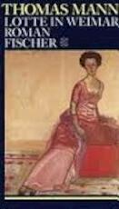 Lotte in Weimar - Thomas Mann (ISBN 9783596294329)