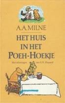 Het huis in het Poeh-hoekje - A. A. Milne, E. H. Shepard, Mies Bouhuys (ISBN 9789000026180)