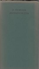 Avondverzen [genum. ed.] - Jozef L. de Belder