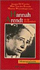 Hannah Arendt en de moderniteit - Jacques [e.a.] Visscher (ISBN 9789039100332)