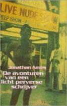 De avonturen van een licht perverse schrijver - Jonathan Ames (ISBN 9789050004527)