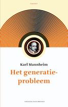 Het vraagstuk van de generaties - Karl Mannheim (ISBN 9789460041303)