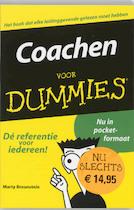 Coachen voor Dummies - Marty Brounstein (ISBN 9789043011150)