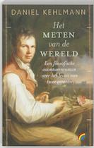 Het meten van de wereld - Daniel Kehlmann (ISBN 9789041707635)