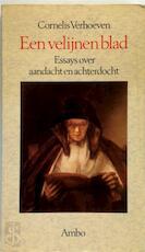 Een velijnen blad - Corn Verhoeven (ISBN 9789026309793)