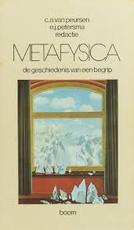 Metafysica - Cornelis Anthonie van Peursen, Errit Petersma (ISBN 9789060094877)