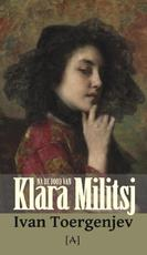 Na de dood van Klara Militsj - Ivan Toergenjev (ISBN 9789491618352)
