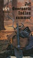 Indian summer - Jef Geeraerts (ISBN 9789022302149)