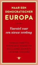 Naar een democratischer Europa - Thomas Piketty (ISBN 9789023485155)