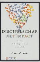 Discipelschap met impact - Greg Ogden (ISBN 9789076596440)