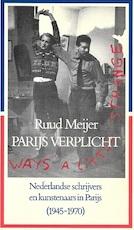 Parijs verplicht - Ruud Meijer (ISBN 9789060053041)