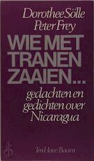 Wie met tranen zaaien - Solle (ISBN 9789025942830)
