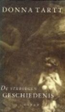 De verborgen geschiedenis - Donna Tartt (ISBN 9789060748107)