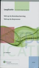 Wet op de dierenbescherming / Wet op de dierproeven - J.A. Bosboom (ISBN 9789013085068)